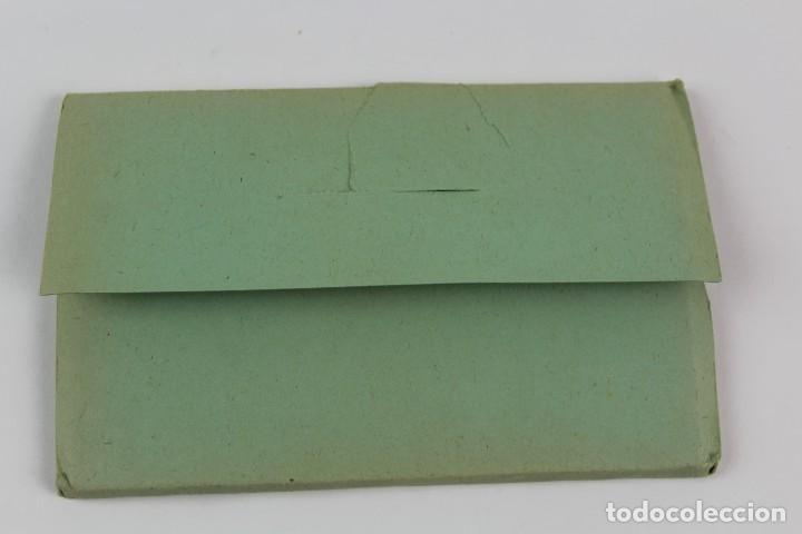 Postales: P-9372. BLOC DE POSTALES PAMPLONA. 1ª SERIE. ED. MANIPEL. - Foto 4 - 164500086