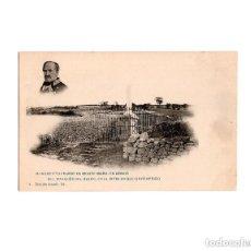 Postales: MONTE MURU.(NAVARRA).- MONUMENTO ERIJIDO EN MONTE MURU EN HONOR DEL EL MARQUÉS DEL DUERO.. Lote 164713106