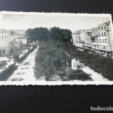Postales: TUDELA NAVARRA PASEO DE VADILLO. Lote 165000894