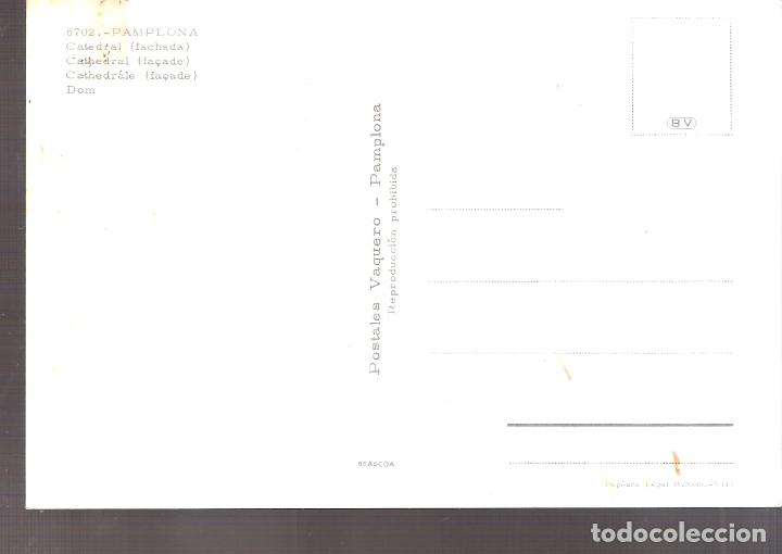 Postales: Catedral. Pamplona. Navarra. - Foto 2 - 165090930