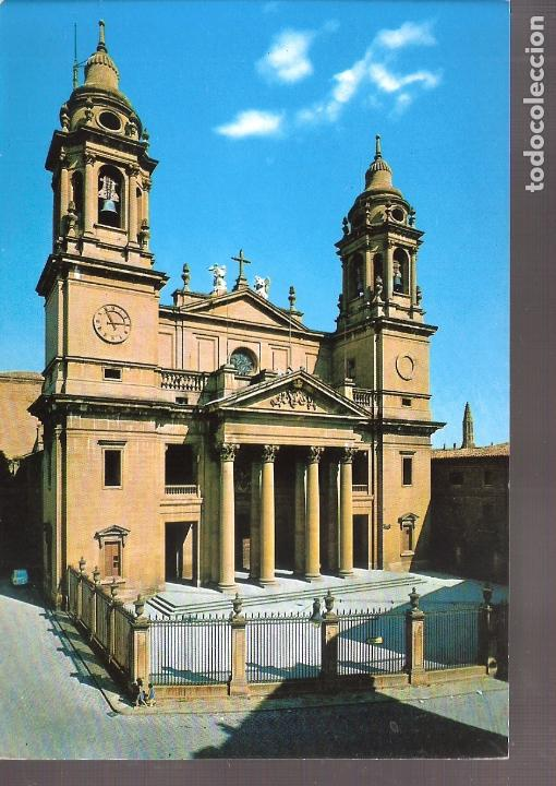 CATEDRAL. PAMPLONA. NAVARRA. (Postales - España - Navarra Moderna (desde 1.940))