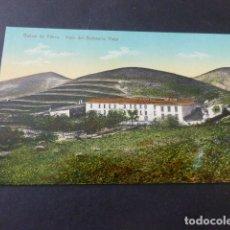 Postales: BAÑOS DE FITERO NAVARRA VISTA DEL BALNEARIO VIEJO. Lote 165479678