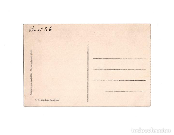 Postales: BARASOAIN.(NAVARRA).- CASA PALACIO DE AZPILCUETA (SIGLO XVI). - Foto 2 - 165535426