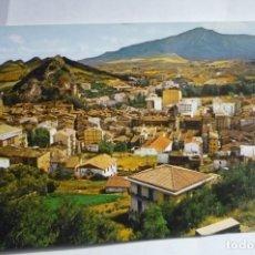 Postales: POSTAL ESTELLA -VISTA PARCIAL Y MONTEJURRA--CIRCULADA. Lote 165722238