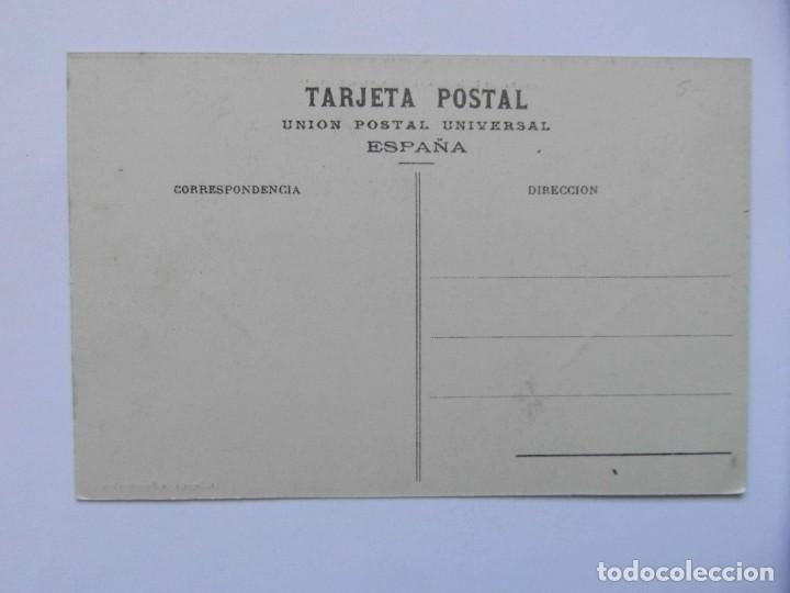 Postales: MONTAÑAS DE RONCESVALLES NEVADAS NAVARRA. COLEGIATA DE RONCESVALLES. S/C. CCTT - Foto 2 - 165859058