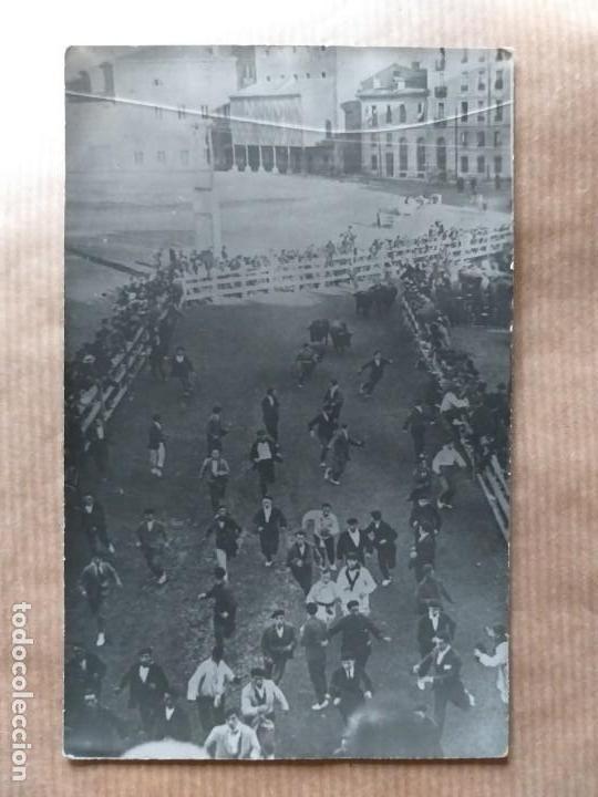 SAN FERMÍN, PAMPLONA. C. 1920 (Postales - España - Navarra Antigua (hasta 1.939))