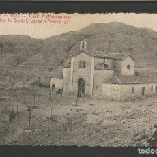 Postales: TUDELA-BASILICA DEL SANTO CRISTO DE LA SANTA CRUZ-ATV 4025-VER REVERSO-(59.976). Lote 167167096