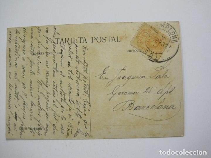 Postales: PAMPLONA-PLAZA Y CASA CONSISTORIAL-4-ED·VDA.ROLDAN-VER FOTOS-(60.415) - Foto 4 - 168196776