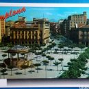 Postales: POSTAL NAVARRA PAMPLONA 40 LA PLAZA DEL CASTILLO ED ARRIBAS. Lote 168378438