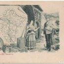 Postales: ESPAÑA SPAIN TARJETA POSTAL PRIMERA EDICIÓN SIN CIRCULAR NAVARRA. Lote 168471976