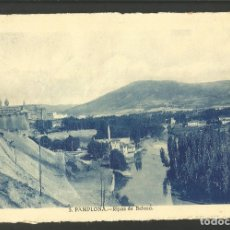 Postales: PAMPLONA-RIPAS DE BELOSO-POSTAL ANTIGUA-(60.857). Lote 168958512
