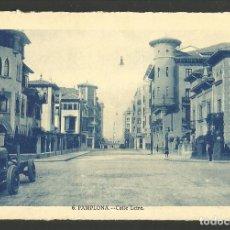 Postales: PAMPLONA-CALLE LEIRE-POSTAL ANTIGUA-(60.862). Lote 168960536