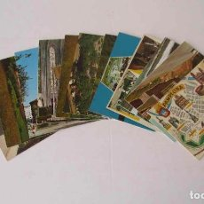 Postales: LOTE DE 12 POSTALES DE NAVARRA. Lote 172002418