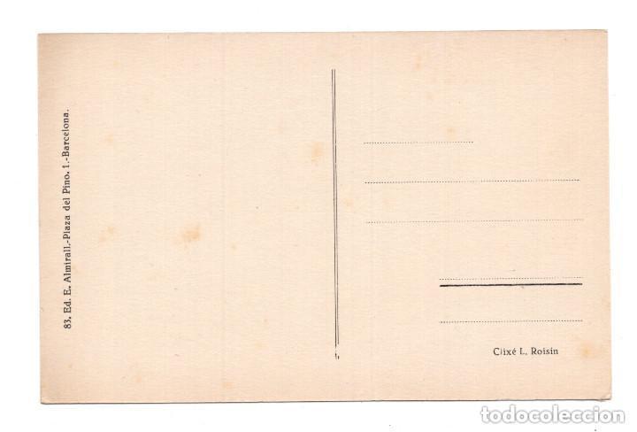 Postales: SANGÜESA (NAVARRA), CASA DE LOS MARQUESES DE VALLE SANTORO - ED.E.ALMIRALL, CLIXE L. ROISIN - Foto 2 - 172016344
