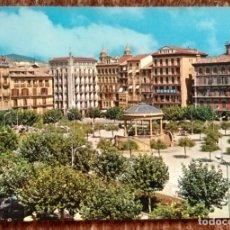 Postales: PAMPLONA - PLAZA DEL CASTILLO. Lote 172138675