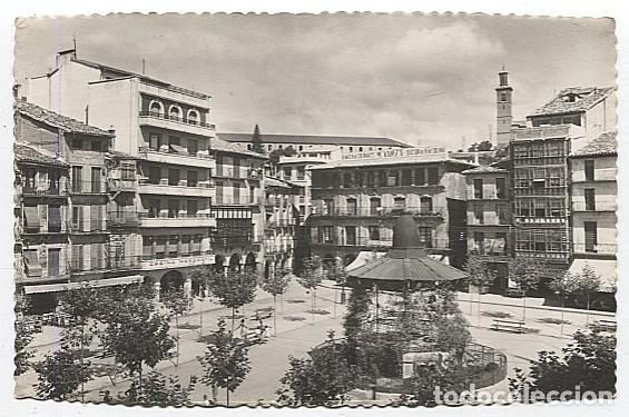 X121975 NAVARRA LIZARRA ESTELLA PLAZA DE LOS FUEROS (Postales - España - Navarra Antigua (hasta 1.939))