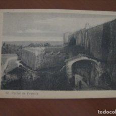 Postais: POSTAL DE PORTAL DE FRANCIA. Lote 173459687