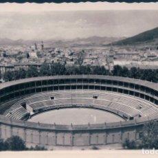 Postales: POSTAL PAMPLONA - PLAZA DE TOROS - LES ARENES - ARRIBAS 96 - CIRCULADA SIN EL SELLO. Lote 173747224