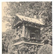 Postales: POSTAL PAMPLONA PASEO DE LOS JARDINES EL PALOMAR . Lote 173956040
