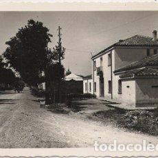 Postales: CINTRUÉNIGO (NAVARRA) - CARRETERA DE CORELLA. Lote 175181194