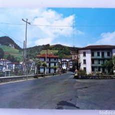 Postales: VERA DE BIDASOA. CRUCE Y CALLE BIDASOA. Lote 175480108