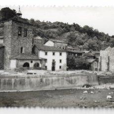 Postales: URZAINKI / URZAINQUI - VISTA PARCIAL Y RÍO EZCA. Lote 175707305