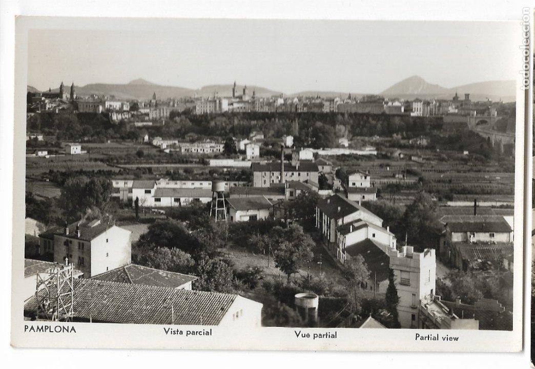 PAMPLONA - VISTA PARCIAL (Postales - España - Navarra Moderna (desde 1.940))