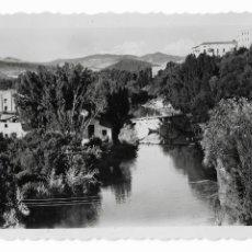 Postales: PAMPLONA - PUENTE DE LA ROCHAPEA. Lote 175708470