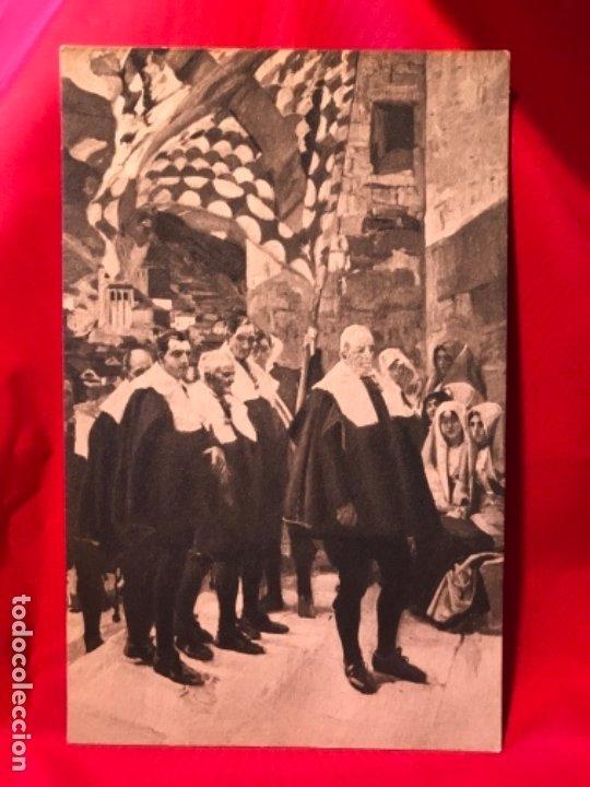 NAVARRA JOAQUIN SOROLLA ALCADE DEL VALLE DEL RONCAL PROVINCES OF SPAIN HISPANIC SOCIETY OF AMERICA (Postales - España - Navarra Antigua (hasta 1.939))