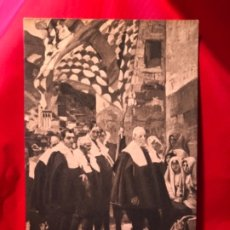 Postales: NAVARRA JOAQUIN SOROLLA ALCADE DEL VALLE DEL RONCAL PROVINCES OF SPAIN HISPANIC SOCIETY OF AMERICA. Lote 175711479
