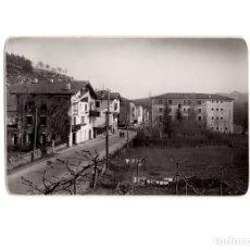 Postales: LECUMBERRI.(NAVARRA).- HOTELES AYESTARÁN. POSTAL FOTOGRÁFICA.. Lote 176018289