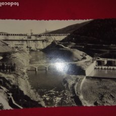 Postales: POSTAL.PANTANO DE YESA.(NAVARRA).. Lote 176452243