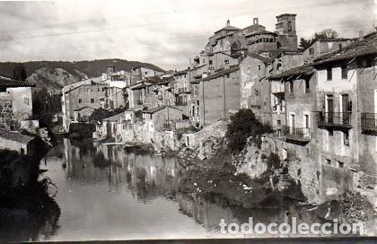 ESTELLA - 15 ORILLAS DEL RÍO EGA (Postales - España - Navarra Moderna (desde 1.940))