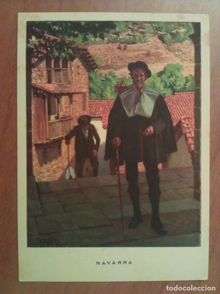POSTAL NAVARRA (Postales - España - Navarra Antigua (hasta 1.939))