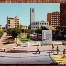 Cartoline: TUDELA - PASEO MARQUES DE VADILLO. Lote 177986452