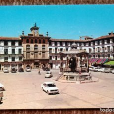 Postales: TUDELA - PLAZA DE LOS FUEROS - KIOSKO. Lote 177986525