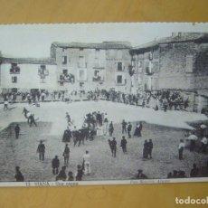 Postales: VIANA (NAVARRA) - UNA CAPEA (COL. EDITADA POR CAJA NAVARRA / DIARIO DE NOTICIAS). Lote 178106425