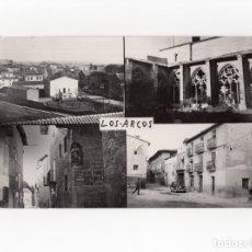 Postales: LOS ARCOS.(NAVARRA).. Lote 178247850