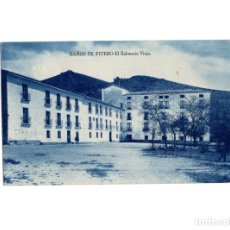 Postales: BAÑOS DE FITERO.(NAVARRA).- EL BALNEARIO VIEJO.. Lote 178268811