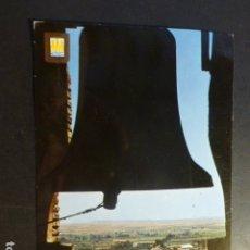 Postales: TUDELA NAVARRA PUENTE DESDE LA CATEDRAL. Lote 178379482