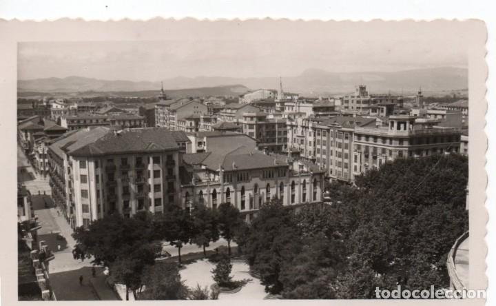 POSTAL DE PAMPLONA - VISTA PARCIAL (Postales - España - Navarra Moderna (desde 1.940))