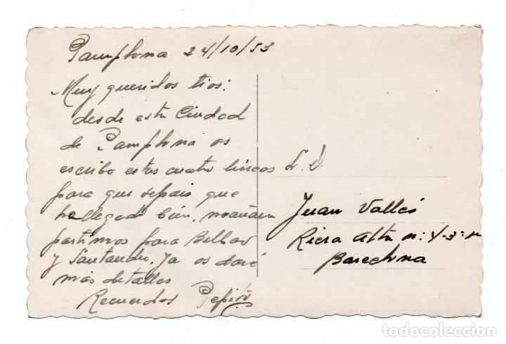 Postales: POSTAL DE PAMPLONA - VISTA PARCIAL - Foto 2 - 178599875