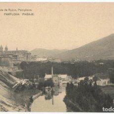 Postales: POSTAL PAMPLONA PAISAJE . Lote 178950355