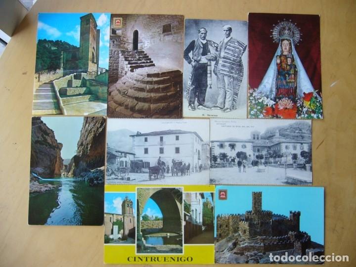 LOTE 26 POSTALES DE NAVARRA (Postales - España - Navarra Moderna (desde 1.940))