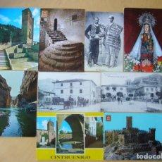 Postales: LOTE 26 POSTALES DE NAVARRA. Lote 179264748