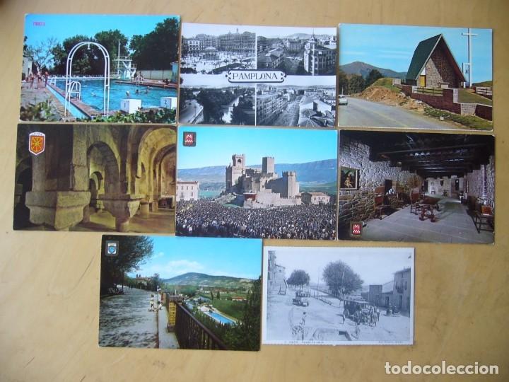 Postales: Lote 26 postales de Navarra - Foto 3 - 179264748