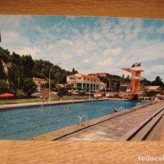 Postales: PAMPLONA , CLUB NATACION - EDICIONES DOMINGUEZ - SIN CIRCULAR. Lote 179554775