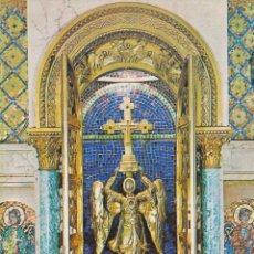 Cartes Postales: NAVARRA, ARALAR, IMAGEN DE SAN MIGUEL - LUIS DE LARRINAGA Nº 3 - ESCRITA. Lote 181220982