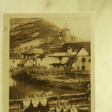 Postales: SALAZAR VISTA PARCIAL OCHAGAVIA TRAJES TIPICOS. Lote 181339821