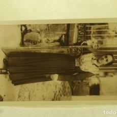 Postales: OCHAGAVIA JOVEN SALACENCA 182 TRAJES TIPICOS. Lote 181340261